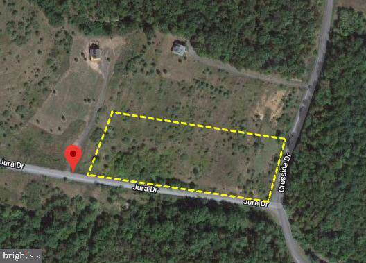 LOT 31 Jura Road, HEDGESVILLE, WV 25427 (#WVBE174226) :: Pearson Smith Realty