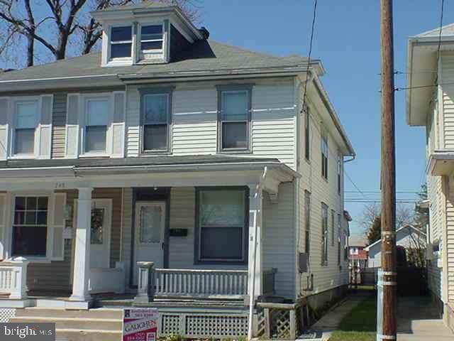 741 W Cherry Street, PALMYRA, PA 17078 (#PALN112118) :: Iron Valley Real Estate