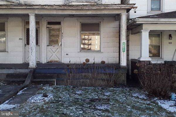 862 W Penn Pike, TAMAQUA, PA 18252 (#PASK129458) :: Ramus Realty Group