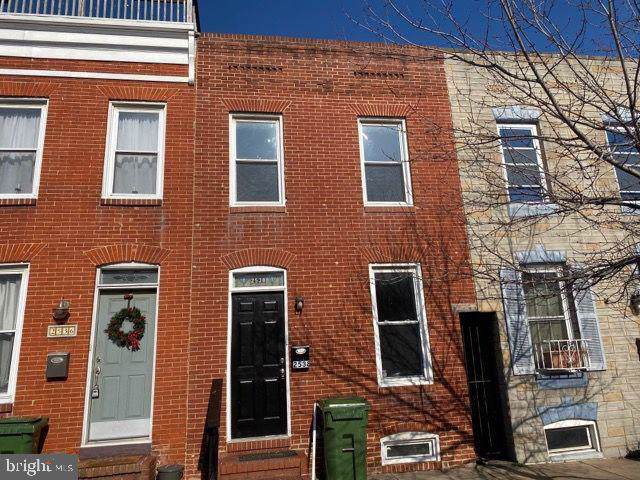 2538 Fait Avenue, BALTIMORE, MD 21224 (#MDBA497666) :: Bruce & Tanya and Associates