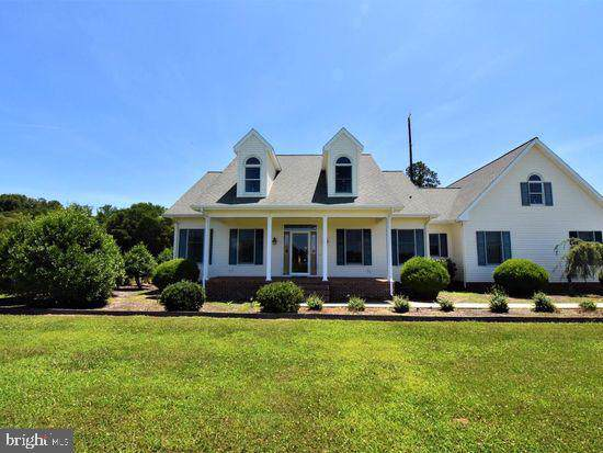 3869 Allen Road, EDEN, MD 21822 (#MDWC106686) :: ExecuHome Realty