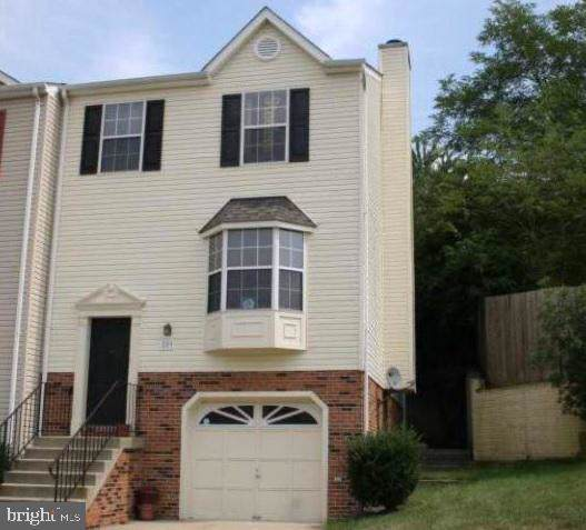 209 Wimbeldon Court, STAFFORD, VA 22556 (#VAST218002) :: Coleman & Associates