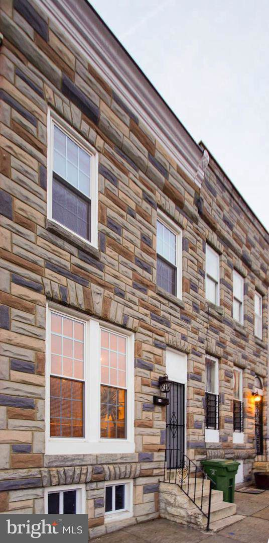 14 S Monroe Street, BALTIMORE, MD 21223 (#MDBA497708) :: Homes to Heart Group