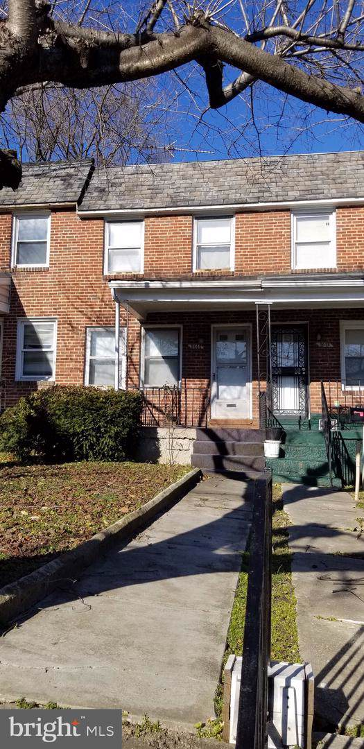 2644 W Lafayette Avenue, BALTIMORE, MD 21216 (#MDBA497714) :: Better Homes Realty Signature Properties
