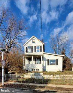 40 S Monastery Avenue, BALTIMORE, MD 21229 (#MDBA497718) :: The Maryland Group of Long & Foster