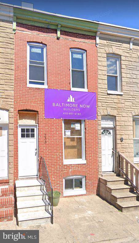 233 N Rose Street, BALTIMORE, MD 21224 (#MDBA497730) :: The Vashist Group