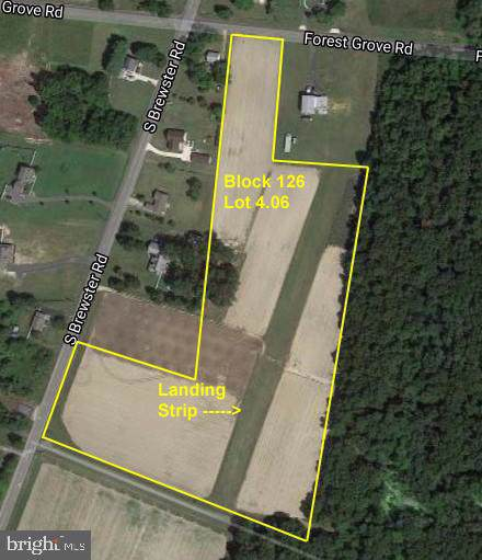 Lot 4.06 Forest Grove Road, VINELAND, NJ 08360 (#NJAC112640) :: LoCoMusings