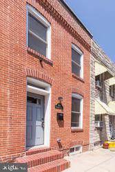 1614 Marshall Street, BALTIMORE, MD 21230 (#MDBA497732) :: The Dailey Group