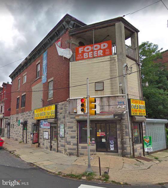 3212-14 W Dauphin Street, PHILADELPHIA, PA 19132 (#PAPH865474) :: ExecuHome Realty