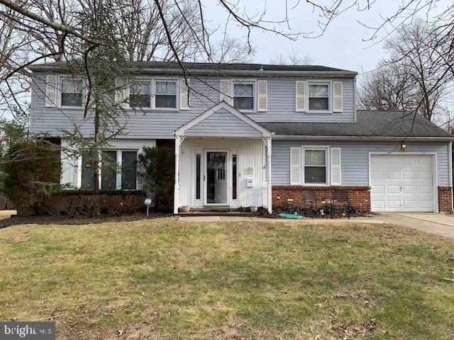 107 Round Hill Road, VOORHEES, NJ 08043 (MLS #NJCD385380) :: The Dekanski Home Selling Team