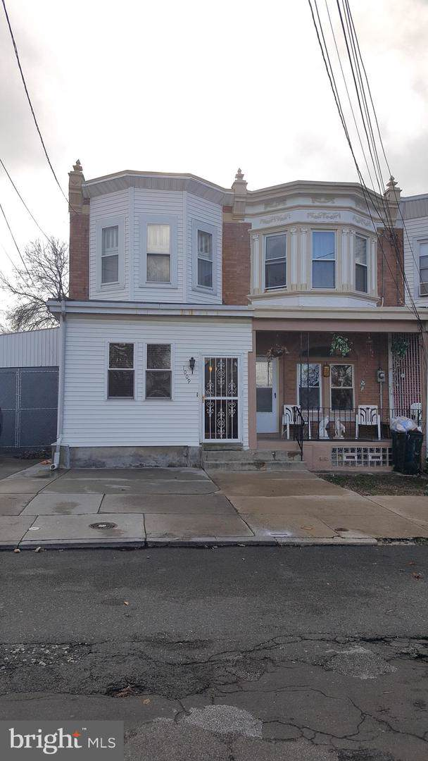 1009 N 23RD Street, CAMDEN, NJ 08105 (MLS #NJCD385412) :: The Dekanski Home Selling Team