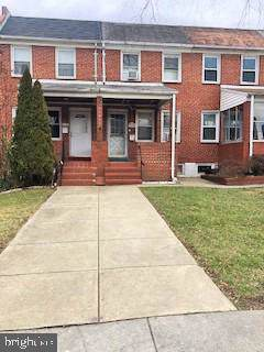 315 Hornel Street, BALTIMORE, MD 21224 (#MDBA498050) :: The Riffle Group of Keller Williams Select Realtors