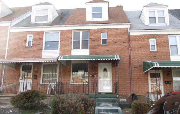3307 Brendan Avenue, BALTIMORE, MD 21213 (#MDBA498072) :: SURE Sales Group