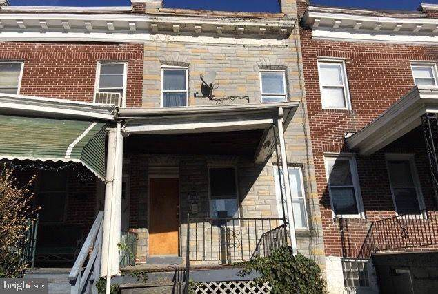 2312 W Lexington Street, BALTIMORE, MD 21223 (#MDBA498156) :: The Vashist Group
