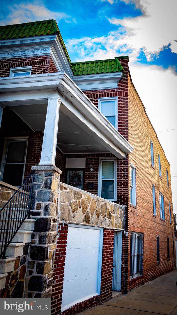 261 S Hilton Street, BALTIMORE, MD 21229 (#MDBA498158) :: Better Homes Realty Signature Properties
