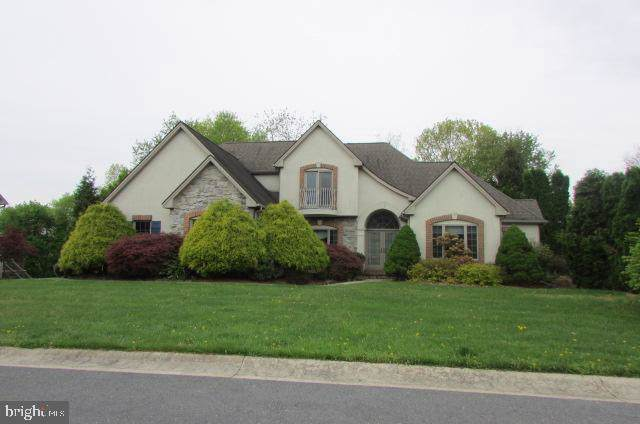 16 Cherish Drive, CAMP HILL, PA 17011 (#PACB120950) :: Iron Valley Real Estate