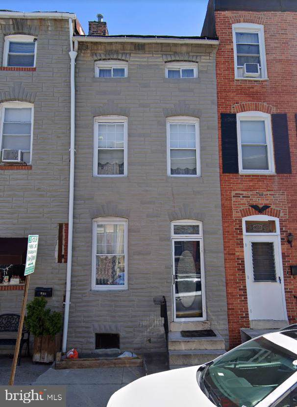 303 S Exeter Street, BALTIMORE, MD 21202 (#MDBA498420) :: RE/MAX Advantage Realty