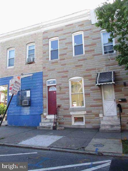 163 N Potomac Street, BALTIMORE, MD 21224 (#MDBA498460) :: LoCoMusings