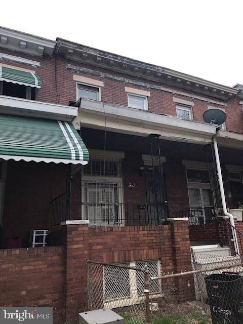 2219 Aiken Street, BALTIMORE, MD 21218 (#MDBA498644) :: Advon Group