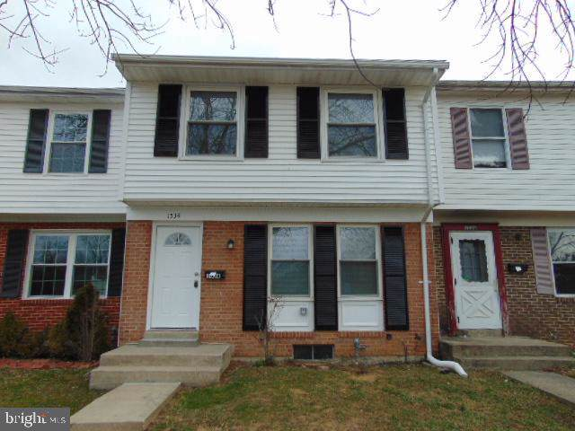 1534 Harford Square Drive, EDGEWOOD, MD 21040 (#MDHR243008) :: The Licata Group/Keller Williams Realty