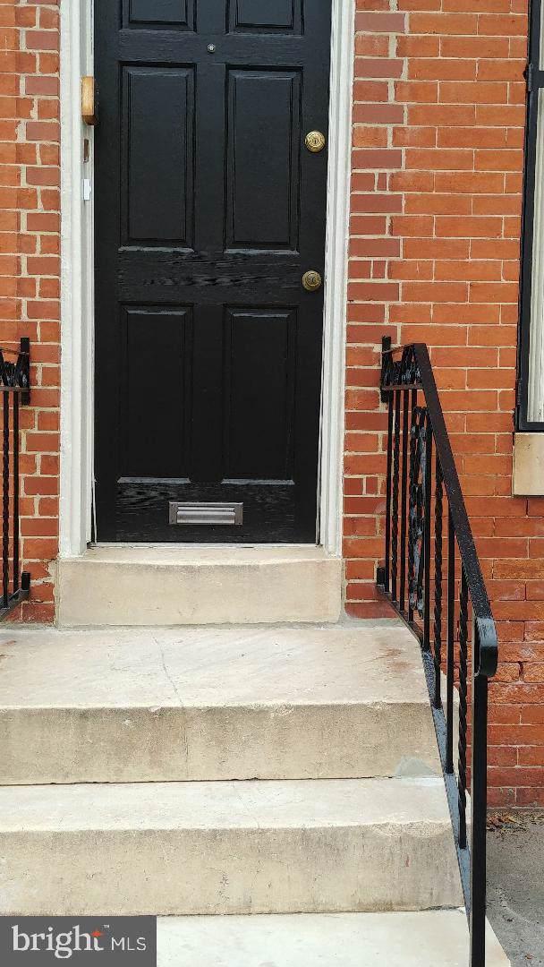 914 W Lombard Street, BALTIMORE, MD 21223 (#MDBA498718) :: The Vashist Group