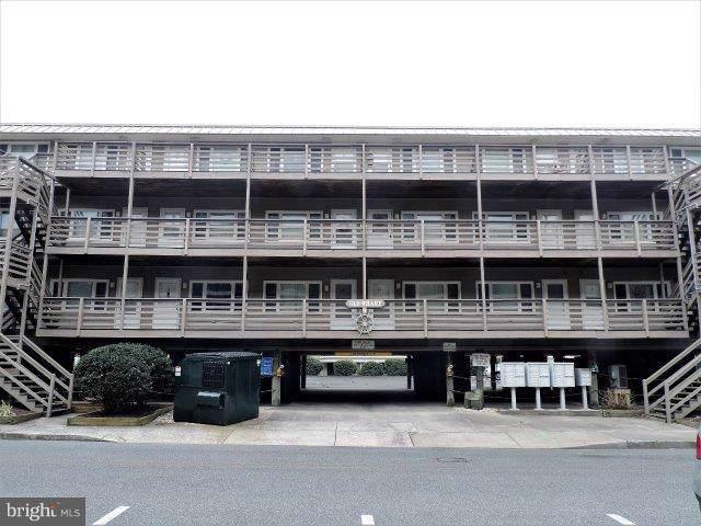 9 46TH Street #16, OCEAN CITY, MD 21842 (#MDWO111822) :: Coastal Resort Sales and Rentals