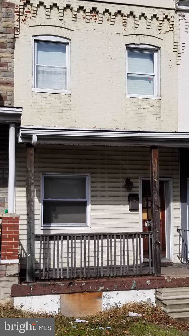 1638 Hazel Street, BALTIMORE CITY, MD 21226 (#MDBA499002) :: The Redux Group