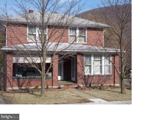 12702 Bowling Street, CUMBERLAND, MD 21502 (#MDAL133596) :: The Miller Team