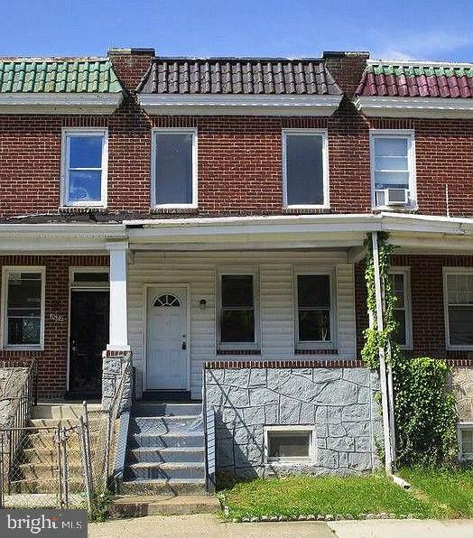 1621 Carswell Street, BALTIMORE, MD 21218 (#MDBA499128) :: The Licata Group/Keller Williams Realty