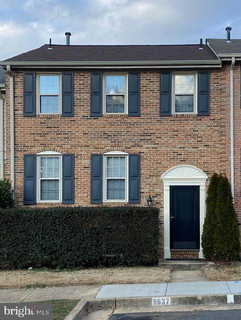 9637 Lindenbrook Street, FAIRFAX, VA 22031 (#VAFX1109980) :: The Miller Team