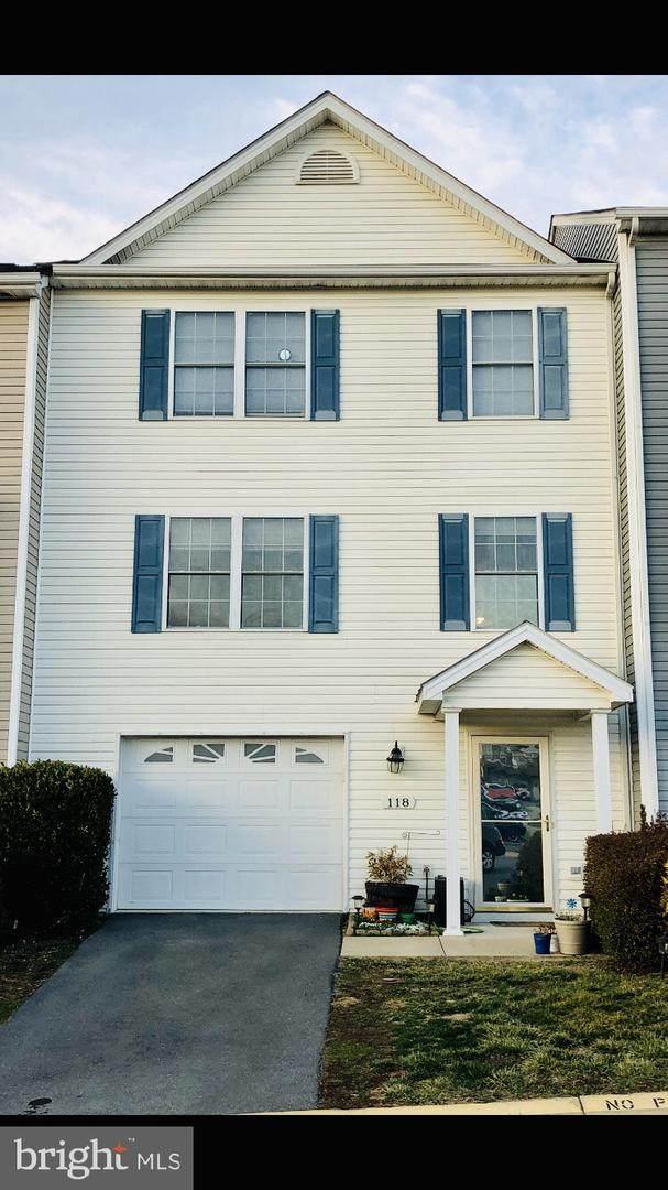 118 Windstone Drive, WINCHESTER, VA 22602 (#VAFV155628) :: Jacobs & Co. Real Estate