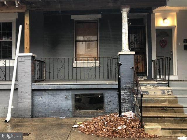2524 N Marston Street N, PHILADELPHIA, PA 19132 (#PAPH870316) :: John Smith Real Estate Group