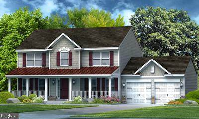 Lot #3 Tiller Farm Lane, PERRYVILLE, MD 21903 (#MDCC167996) :: Pearson Smith Realty