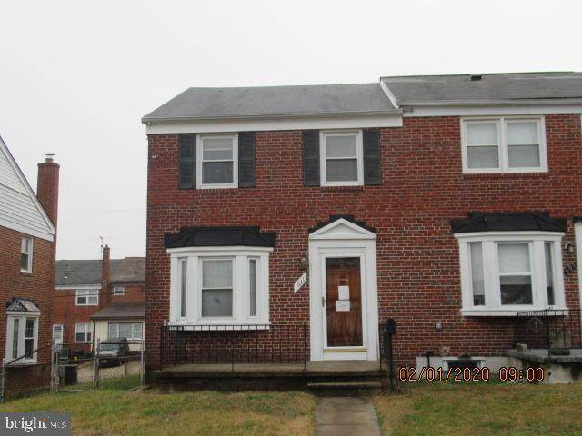 611 Middlesex Road, BALTIMORE, MD 21221 (#MDBC484912) :: The Vashist Group
