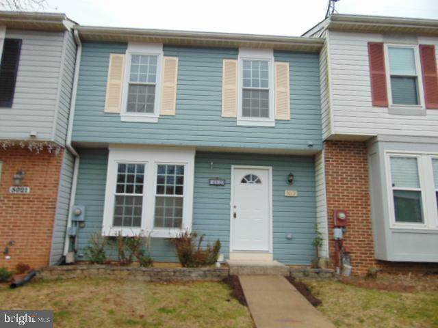 5019 Canvasback Court, FREDERICK, MD 21703 (#MDFR259712) :: The Vashist Group
