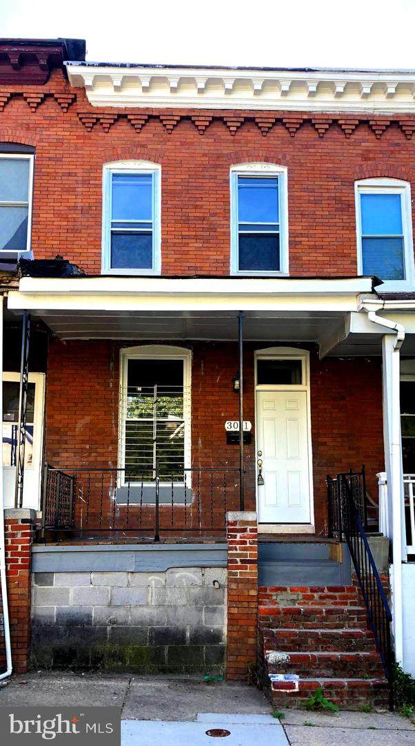 3011 Ellerslie Avenue, BALTIMORE, MD 21218 (#MDBA500068) :: The Bob & Ronna Group