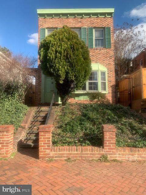 420 4TH Street SE, WASHINGTON, DC 20003 (#DCDC458364) :: Arlington Realty, Inc.