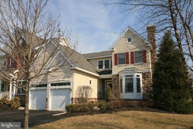 5861 Hickory Hollow Lane #18, DOYLESTOWN, PA 18902 (#PABU489532) :: John Smith Real Estate Group