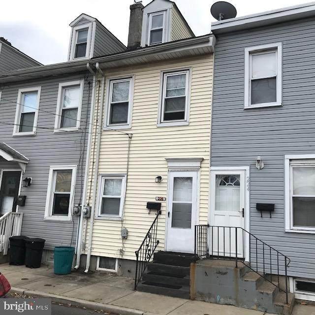 226 Orange Street, GLOUCESTER CITY, NJ 08030 (MLS #NJCD387046) :: The Dekanski Home Selling Team