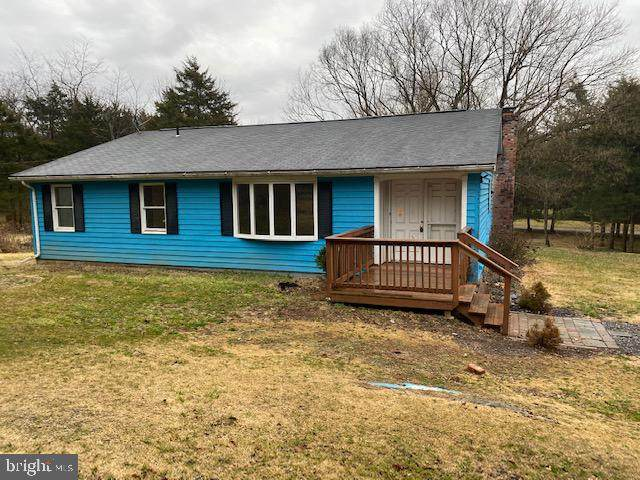 195 Harlow Road, HARPERS FERRY, WV 25425 (#WVJF137838) :: Network Realty Group