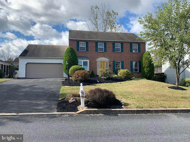 2170 Pheasant Lane, GILBERTSVILLE, PA 19525 (#PAMC638780) :: The John Kriza Team