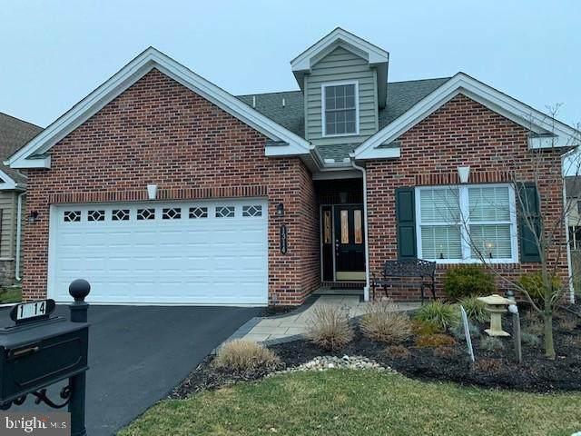 1314 Emerson Drive, MOUNT JOY, PA 17552 (#PALA158876) :: Liz Hamberger Real Estate Team of KW Keystone Realty