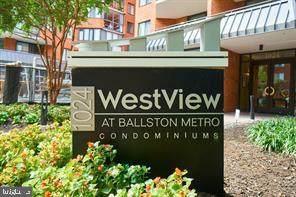 1024 N Utah Street #319, ARLINGTON, VA 22201 (#VAAR159252) :: Dart Homes
