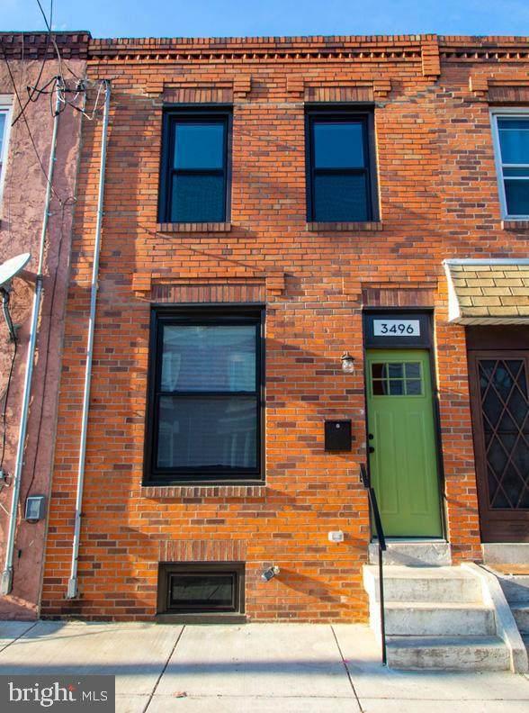 3496 Weikel Street, PHILADELPHIA, PA 19134 (#PAPH872076) :: The Team Sordelet Realty Group