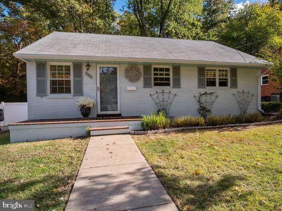 1846 S George Mason Drive, ARLINGTON, VA 22204 (#VAAR159274) :: City Smart Living