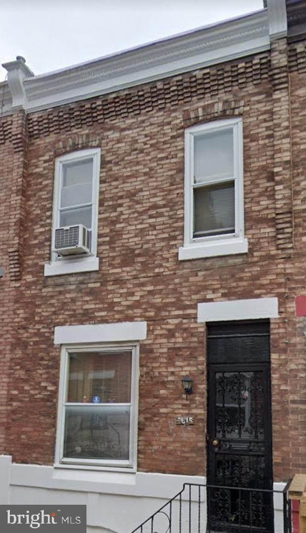 2615 N Corlies Street, PHILADELPHIA, PA 19132 (#PAPH872284) :: John Smith Real Estate Group
