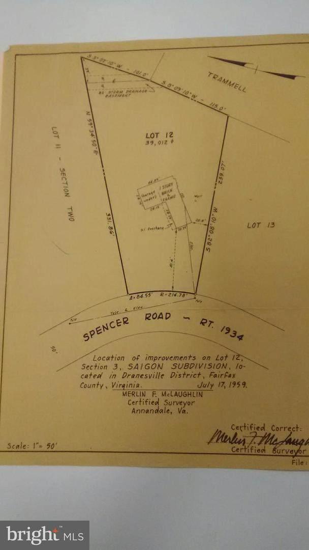 977 Spencer Road, MCLEAN, VA 22102 (#VAFX1111564) :: The Gus Anthony Team