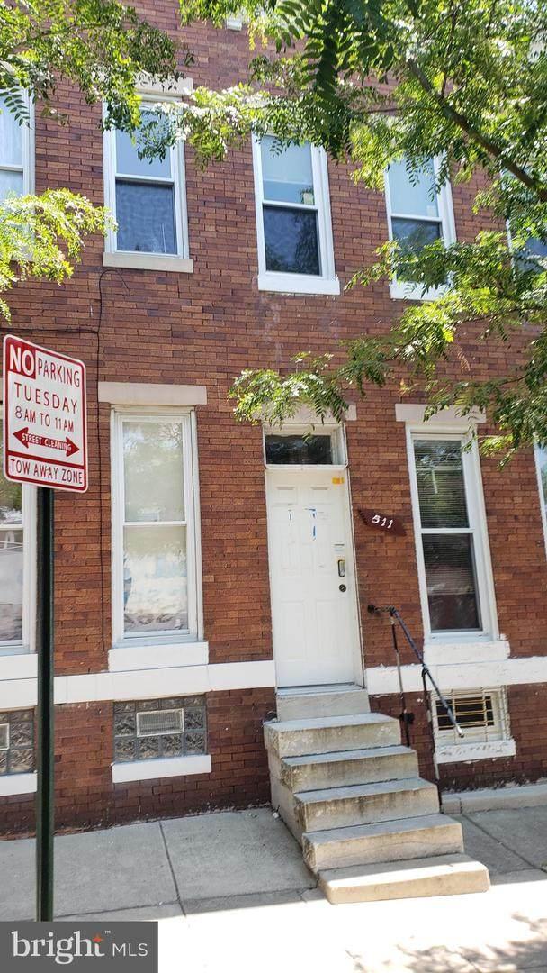511 N Pulaski Street, BALTIMORE, MD 21223 (#MDBA500598) :: Eng Garcia Properties, LLC