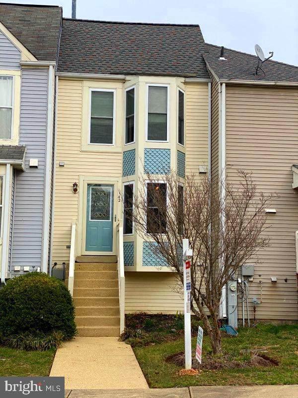 142 Woodridge Place, LAUREL, MD 20724 (#MDAA425650) :: AJ Team Realty