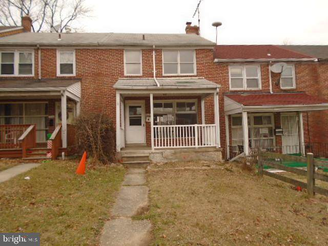 1428 Walker Avenue, BALTIMORE, MD 21239 (#MDBA500712) :: The Vashist Group